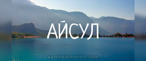 АЙСУЛ