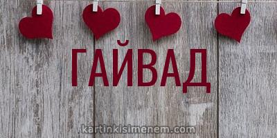 ГАЙВАД