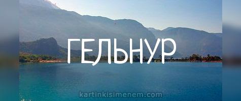 ГЕЛЬНУР