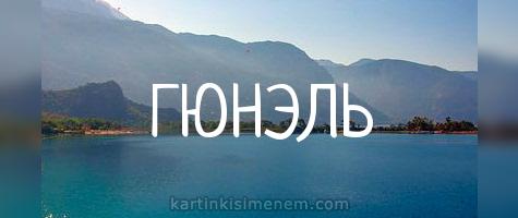 ГЮНЭЛЬ