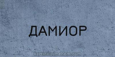 ДАМИОР