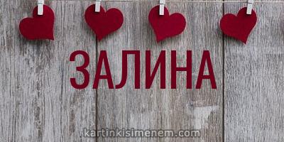 ЗАЛИНА