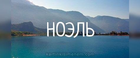 НОЭЛЬ