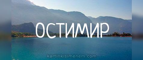 ОСТИМИР