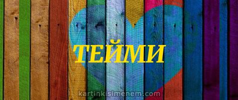 ТЕЙМИ