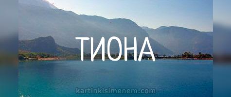 ТИОНА