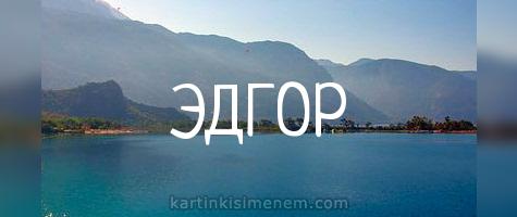 ЭДГОР