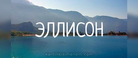 ЭЛЛИСОН