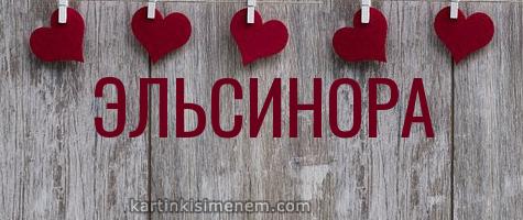 ЭЛЬСИНОРА