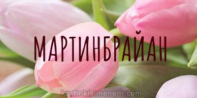 МАРТИНБРАЙАН