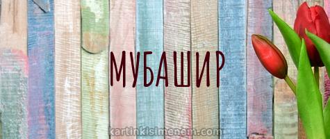 МУБАШИР