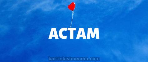 АСТАМ