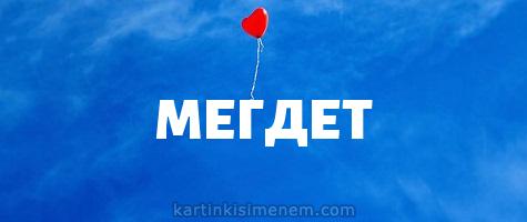 МЕГДЕТ