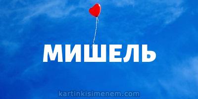 МИШЕЛЬ