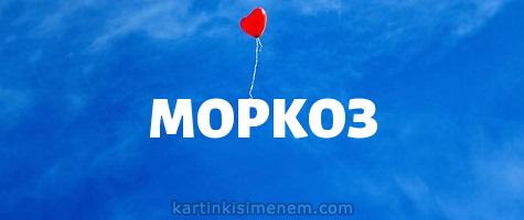 МОРКОЗ
