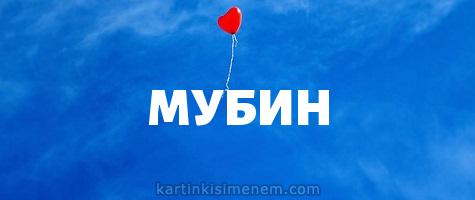 МУБИН