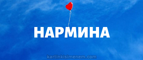НАРМИНА